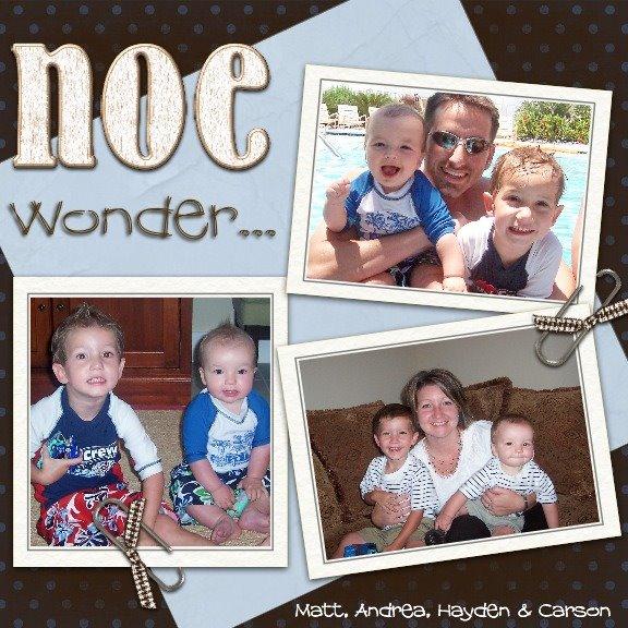 The Noe Family
