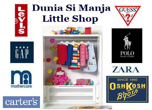 Dunia Si Manja Little Shop