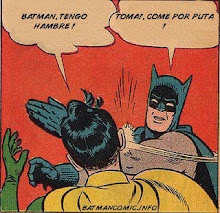 Batman y Robin van en batimovil (8)