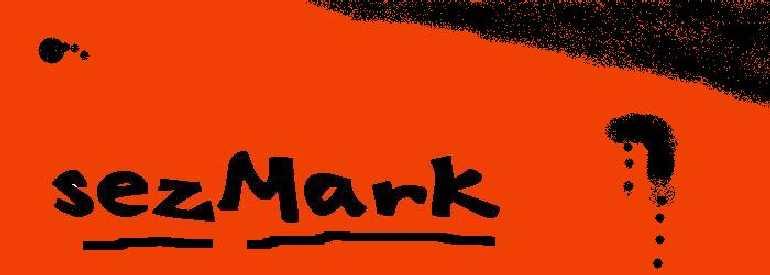 ...sez Mark