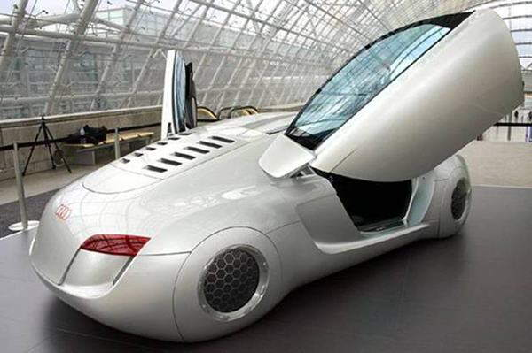 The future cars of 2010