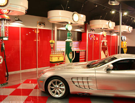 Daily update interior house design custom luxury garage for Luxury garage interiors