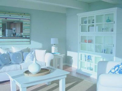 Home design decorating beach house style in fairfax ca for Beach house style