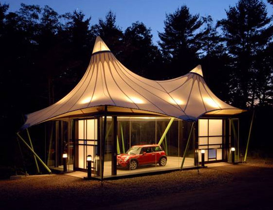 14 Insanely Cool Car Garage Designs