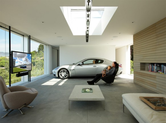 Home page la partnership for Cool garage designs