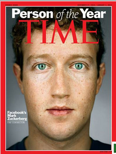 time magazine man of the year 2010. of the 2010 TIME People of