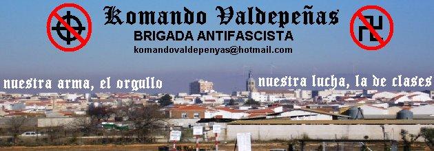 Komando Valdepeñas - Brigada Antifascista