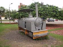 Locomotora trocha  0,65 Cm