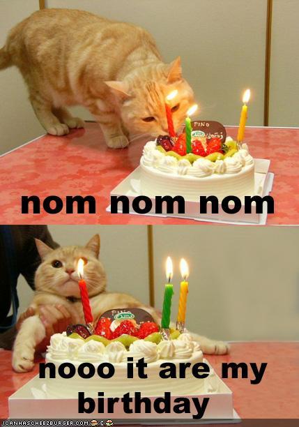 funny birthday meme. I heard he#39;ll