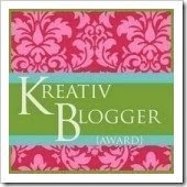 Kreativ Blogger Award #2