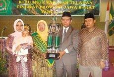 Pengukuhan Keluarga Sakinah Tk. Jawa Barat