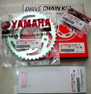 "<img alt=""Gir set alias chain kit Yamaha Vixion "" src=""http://2.bp.blogspot.com/_rXbGPOadYXQ/TVCx3q_ZlPI/AAAAAAAABJg/2dVU3fbasBY/s320/vixion.JPG "" />"