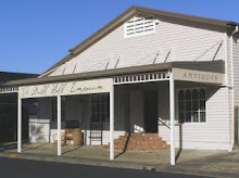 Our antiques store, The Drill Hall Emporium
