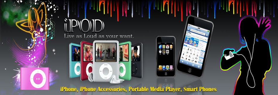 iPhone, iPhone Accessories, Portable Media Player, Smart Phones