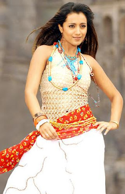 Bujjigadu movie heroine trisha
