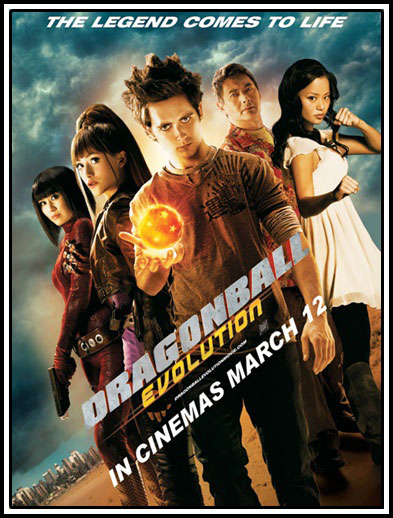 Dragon Ball The Movie 2. Dragonball-Evolution- Dubbed