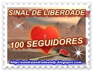 SELINHO DE 100 SEGUIDORES