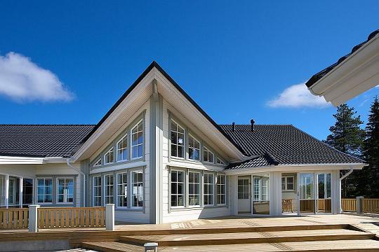 Viviendas unifamiliares arquitectura y construccion for Estilos de viviendas