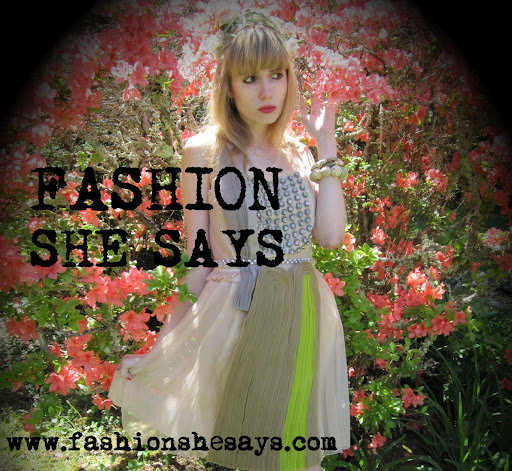 Fashion She Says