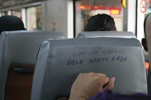 Bahasa Melayu untuk Pengurusan (SBLM1053) Tajuk : Masalah Sosial