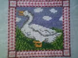 I Love Country Cross Stitch