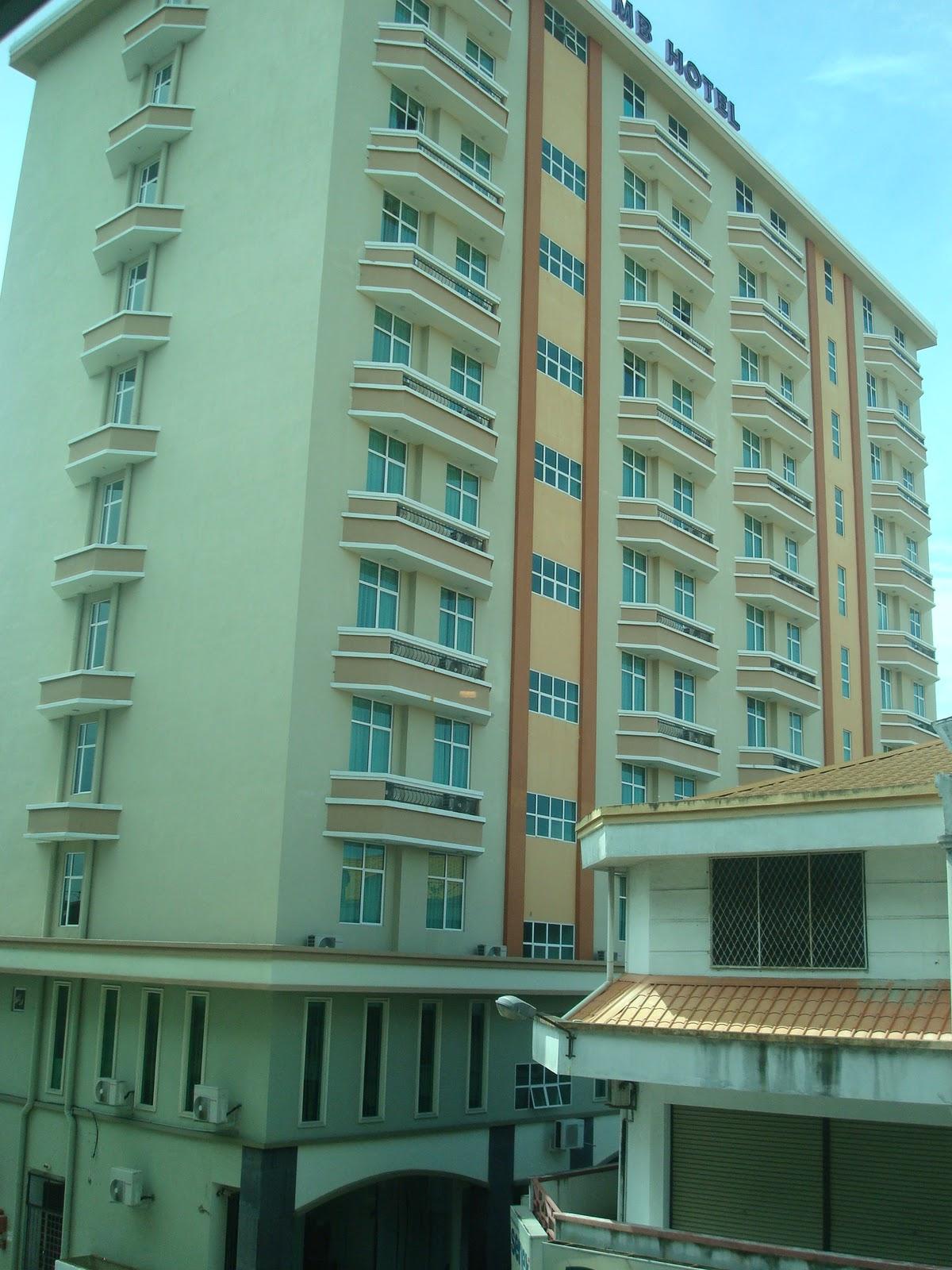 Di Bandar Tawau Terdapat Banyak Hotel Dan Kedudukannya Berdekatan Antara Satu Sama Lain Kami Memilih Heritage Sebagai Tempat Penginapan Kerana