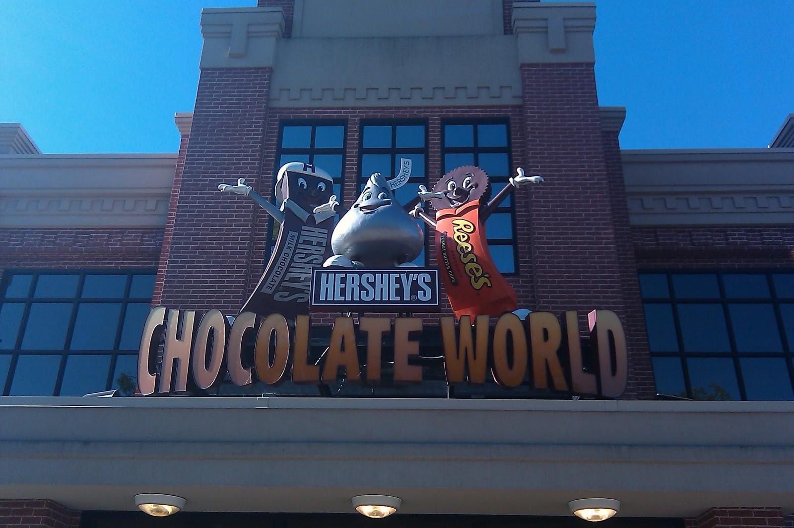 Park Chocolate World Hours