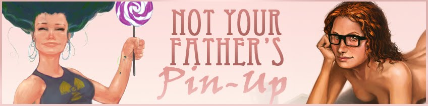 Not Your Father's Pin-Up