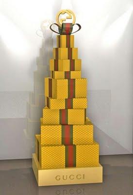 diyable christmas tree countdown box tree - Christmas Tree Boxes