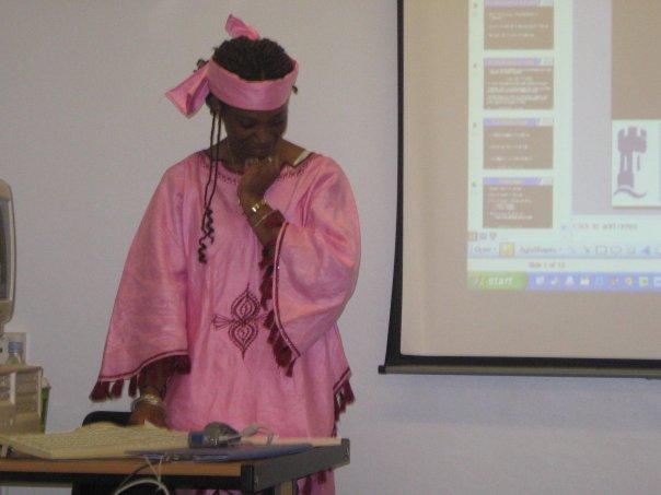 U of N Graduate Seminar Series