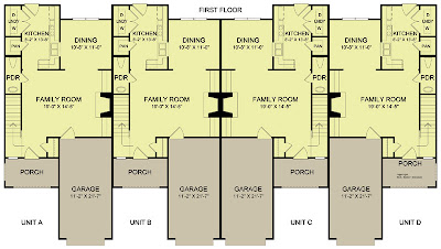 Garage Apartment Plans Craftsman