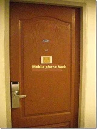 Unlock Your Hotel Door With Mobile Phone Says Gadget Guy
