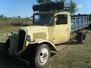 CITROEN truck, 1946