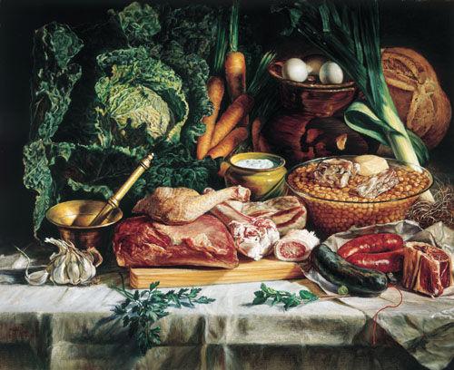 Gastronomia a la carta for Gastronomia francesa historia