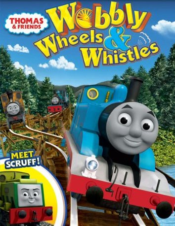 Thomas And Friends Wobbly Wheels And Whistles (2011) DVDRip XviD ENG