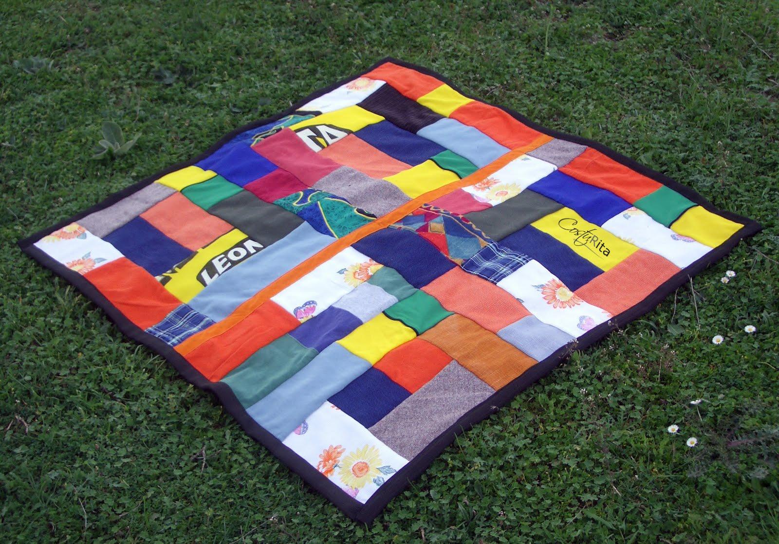 Costurita manta picnic - Manta de picnic ...