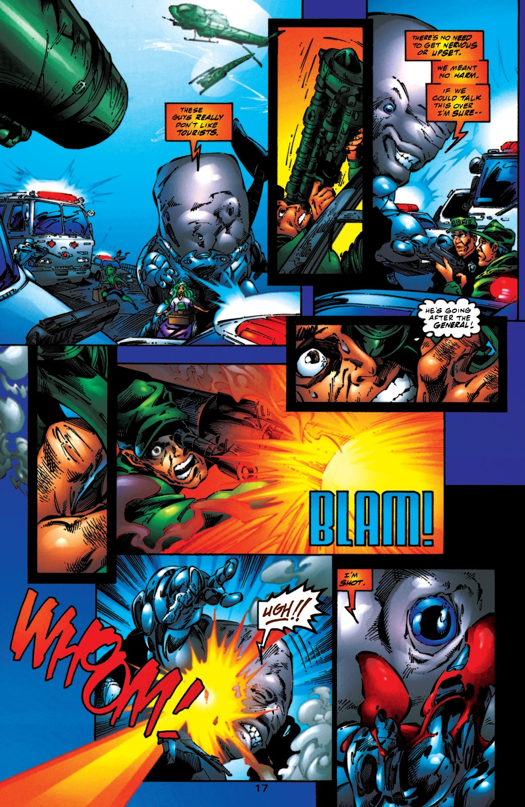 Aquaman (1994) Issue #54 #60 - English 18