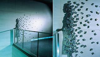 Необычные работы  Куми Ямашита