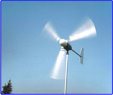 homemade electricity: wind energy