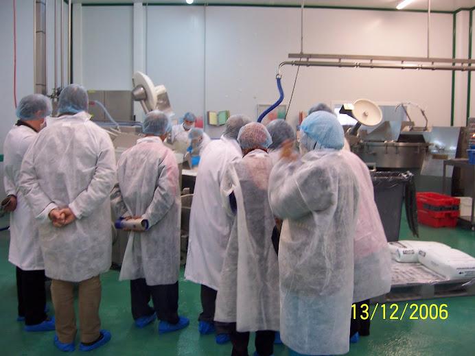 Kunjungan ke CETA - Renes Perancis