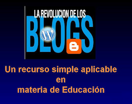 Blogs: Un recurso simple aplicable en materia de educación