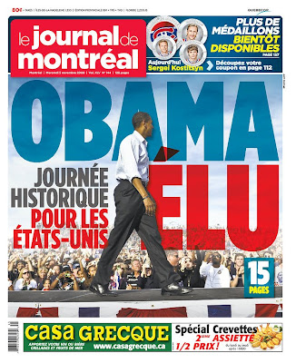 Le Journal de Montréal, Montreal, Canada.