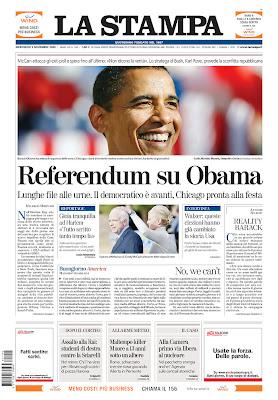 La Stampa, Torino, Italy.