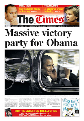 The Times, Johannesburg, South Africa. <br />