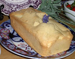 Lavender Pound Cake