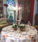 Table Set for tea