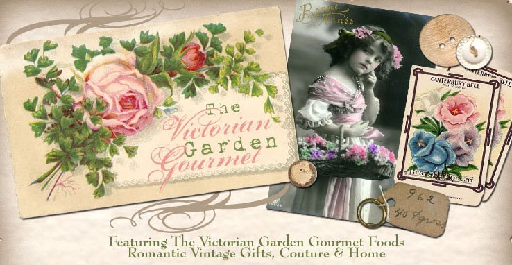 The Victorian Garden Gourmet