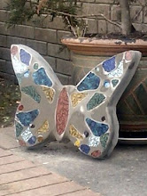cement butterfly mold