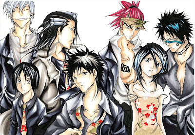 gambar kartun bleach - group picture, image by tag - keywordpictures