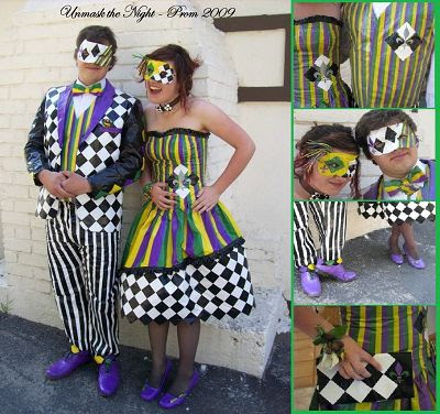 Duct Tape Prom Dresses Pictures